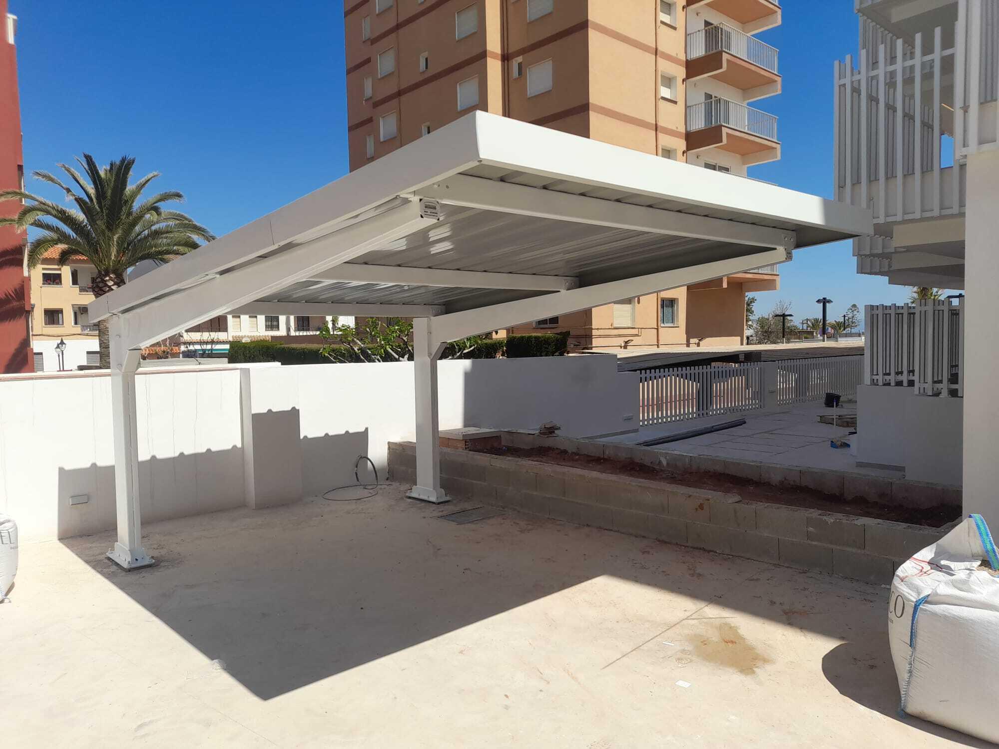 "IMG 20210505 WA0008 - Parking 11+1 coches residencial ""Playa Blanca"" Morro de Gos - Oropesa"